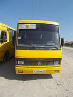 Реклама в маршрутных такси Симферополь