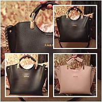 Женская сумка из эко-кожи