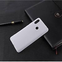 Чехол для Xiaomi Redmi Note 7 / Note 7 Pro / Global силикон Soft Touch бампер матовый