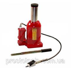 Домкрат гидравлический (бутылочный, с пневмоприводом) 30т  AJ300 JTC