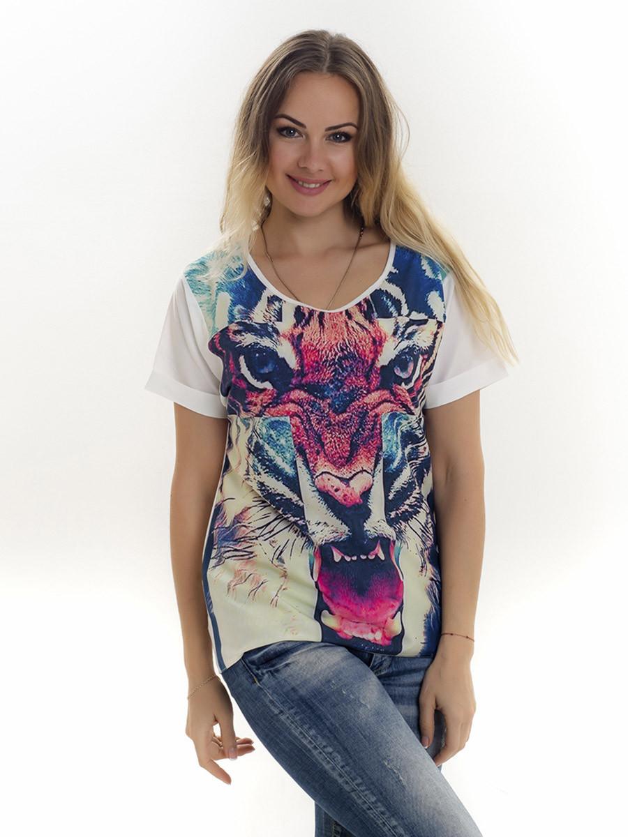 Женская футболка FS16, фото 1