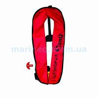 Жилет спасательный надувной Lalizas Sigma, ручной пусковой механизм.