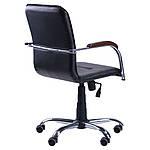 Кресло Самба-RC Хром орех Неаполь N-20 без канта, фото 3