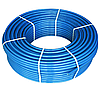 Труба під порізку Синя 20 труба 10 атм. кратно 5 метрів, фото 3