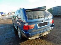 Бампер задній BMW X5 М SPORT