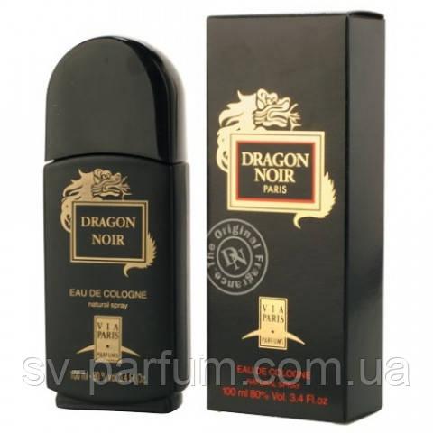 Туалетная вода мужская Dragon Noir 100ml