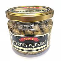 Шпроты в масле MK Szproty Wedzone 250g