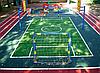 Резиновые покрытия для игровых площадок, фото 2