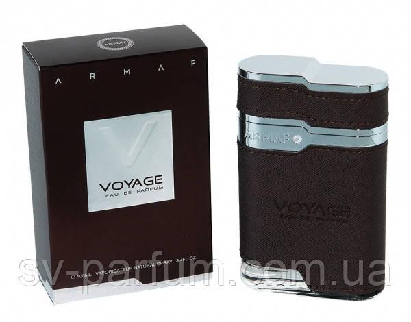 Парфюмированная вода мужская Voyage Brown 100ml