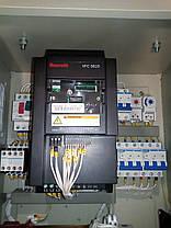 Шкаф управления с частотным преобразователем мобильный переносной., фото 3