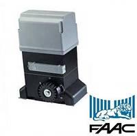 FAAC 844 ER - комплект автоматики для откатных ворот до 1800кг