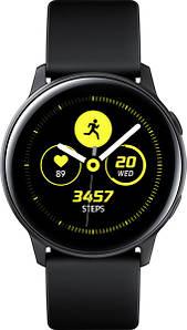 Смарт часы SAMSUNG Galaxy Watch Active Black (SM-R500NZKASEK)