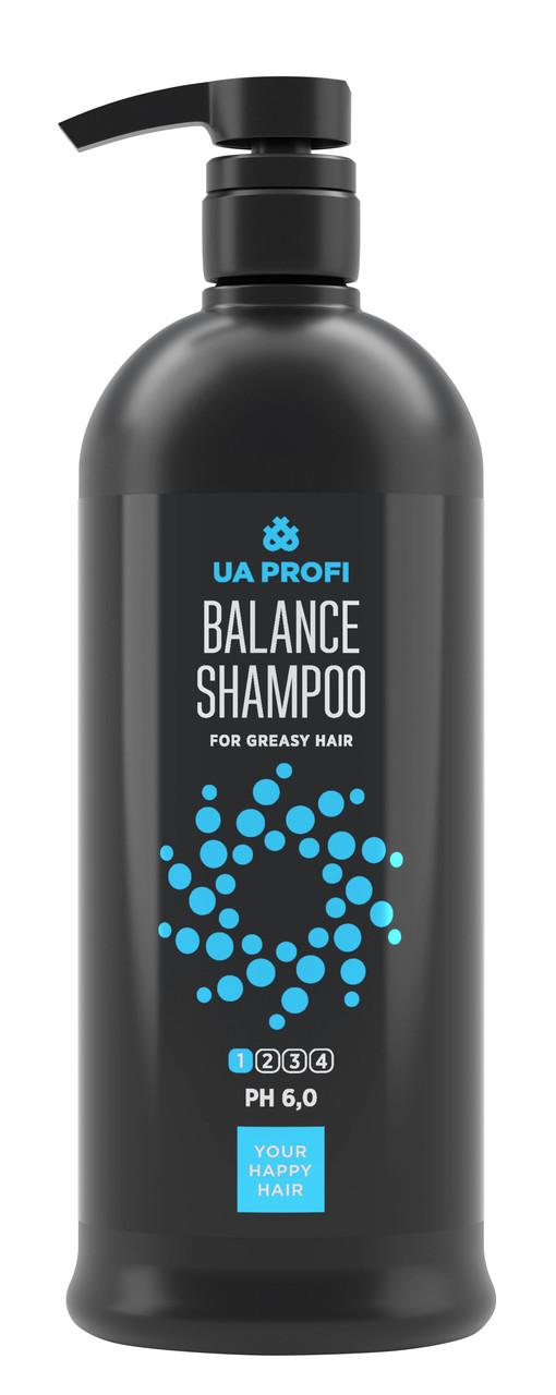 Шампунь UA PROFI Для жирных волос 1 л