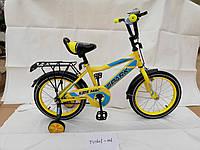 """16"""" Велосипед SPARK KIDS MAC сталь TV1601-001, фото 1"""