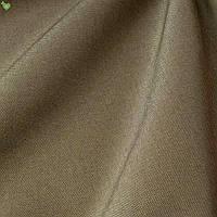Уличная ткань с фактурой коричневого цвета для штор на павильон, в беседку 84271v5