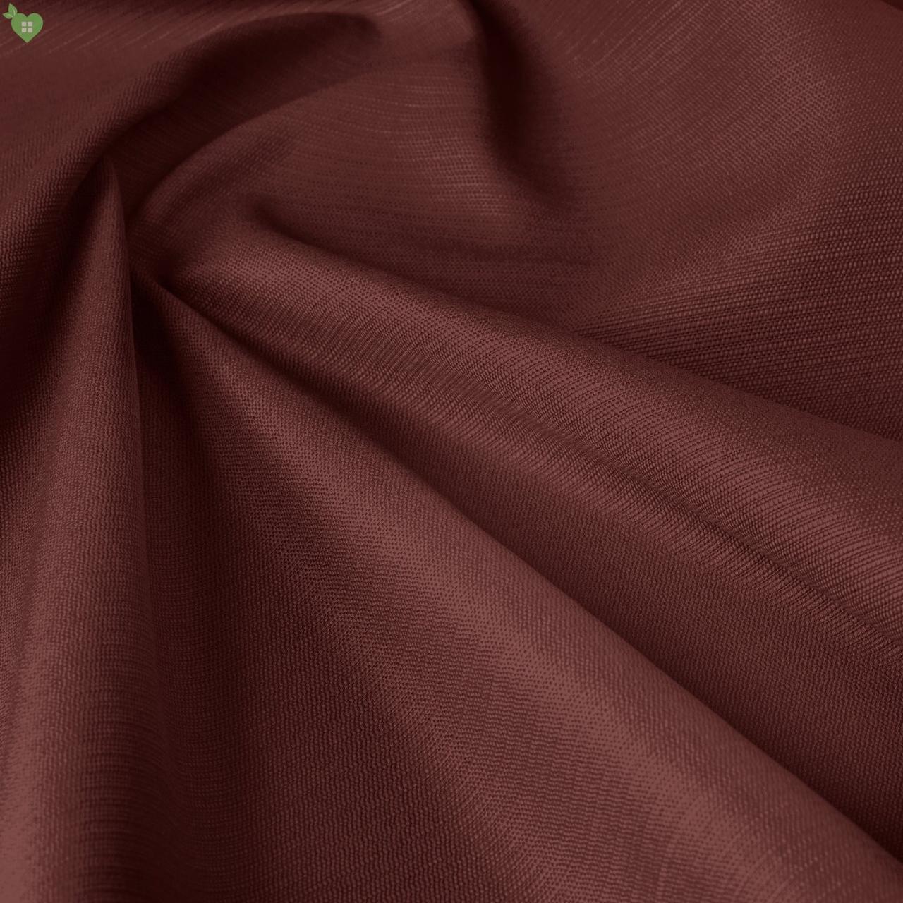 Уличная ткань с фактурой бордового цвета для садовых штор, веранды, беседки 84320v9
