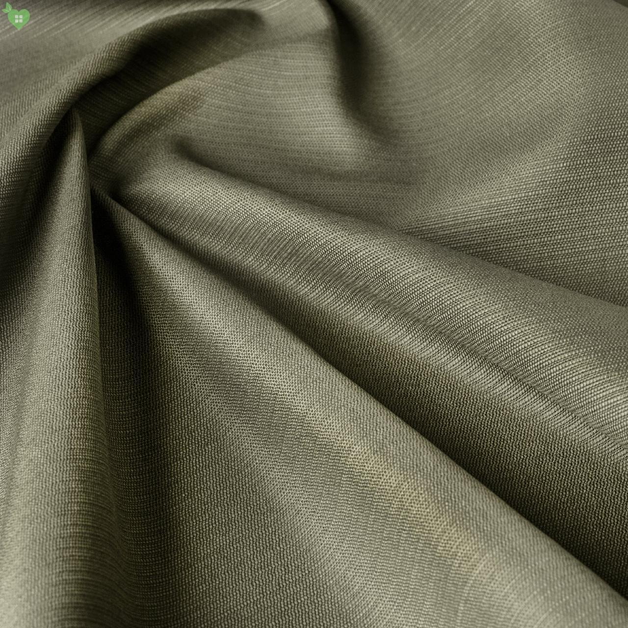 Уличная ткань с фактурой серого цвета для штор на веранду, в беседку 84263v5