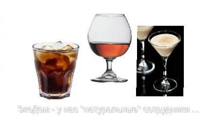 Ароматизатор пищевой - набор пробников: алкоголь