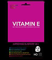 Маска тканевая для эластичности кожи лица(с витамином Е), 1  шт.