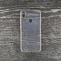 Чехол накладка для Xiaomi Redmi Note 7 силиконовый Air Case, Прозрачный