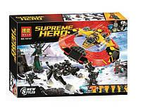 Конструктор Bela 10747 Супергерои Решающая битва за Асгард (аналог Lego Super Heroes 76084)