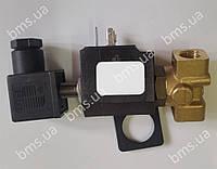 """Клапан електромагнітний 3/2 wege G-1/8"""" 12 V , фото 1"""