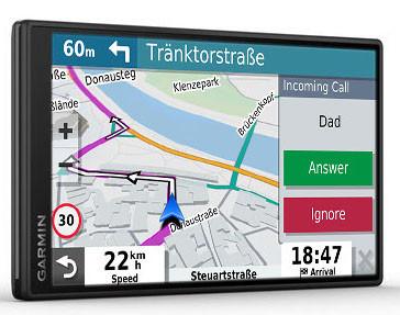 GPS-Навігатор Garmin DriveSmart 55 & Digital Traffic EU MT-D