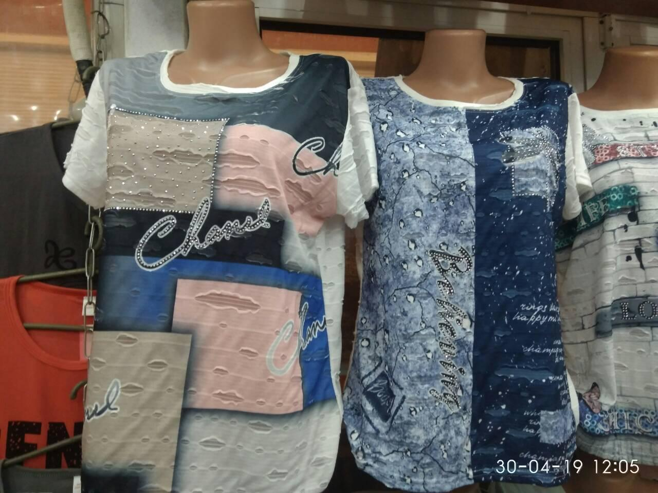 Стильные женские футболки Турция