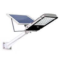 Лампа уличная Zuke ZK7102 с солнечной панелью LED 30 Вт, фото 1