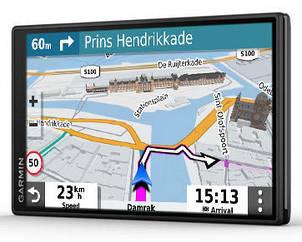 GPS-Навігатор DriveSmart 65 & Digital Traffic EU MT-D, фото 2
