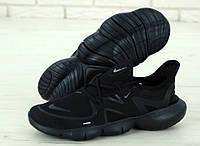 """Кроссовки мужские Nike Free Run """"Черные"""" р. 41-45"""
