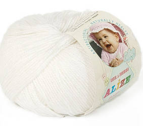 "Alize Baby Wool ""55"" Нитки Для Вязания Оптом"