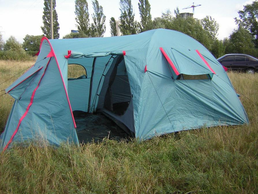 Намет Tramp Anaconda 4 v2. Палатка туристическая. Намет туристичний.