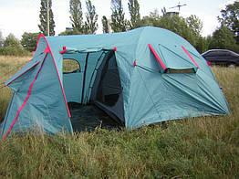 Палатка Tramp Anaconda 4 v2 TRT-078. Палатка туристическая. Палатка туристическая.