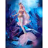 Кукла Барби коллекционная Русалка Волшебница, фото 6