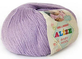 "Alize Baby Wool ""146"" Нитки Для Вязания Оптом"