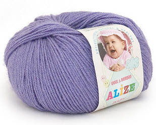 "Alize Baby Wool ""42"" Нитки Для Вязания Оптом"
