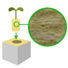 Посадочный кубик из минеральной ваты 7,5см*7,5см*6,5см Cultilene, фото 3