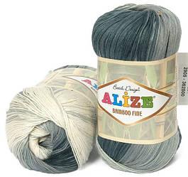 Пряжа Alize Bamboo Fine Batik 2905