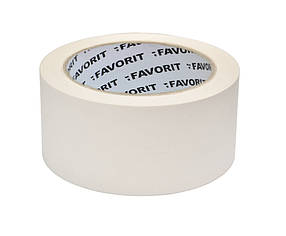Лента бумажная Favorit для шпаклевания 50 мм х 20 м (10-255)
