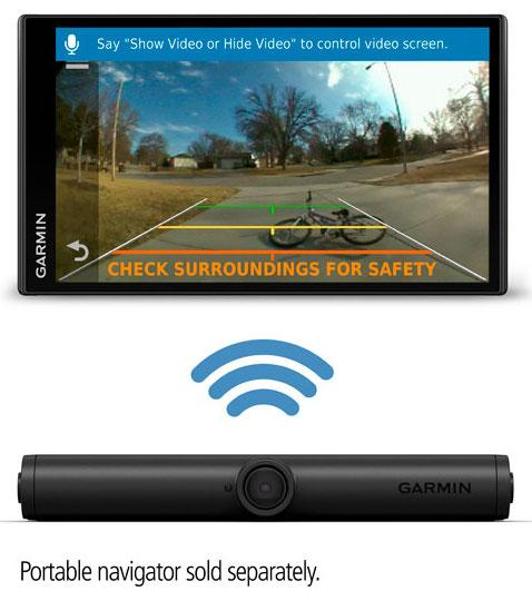 Камера заднього виду Garmin BC 40 Wireless Backup Camera