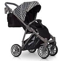 Детская коляска прогулочная Expander Vivo 01 Carbon (Экспандер Виво, Польша)