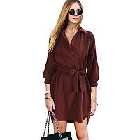 Женское платье-рубашка AL-3051-91