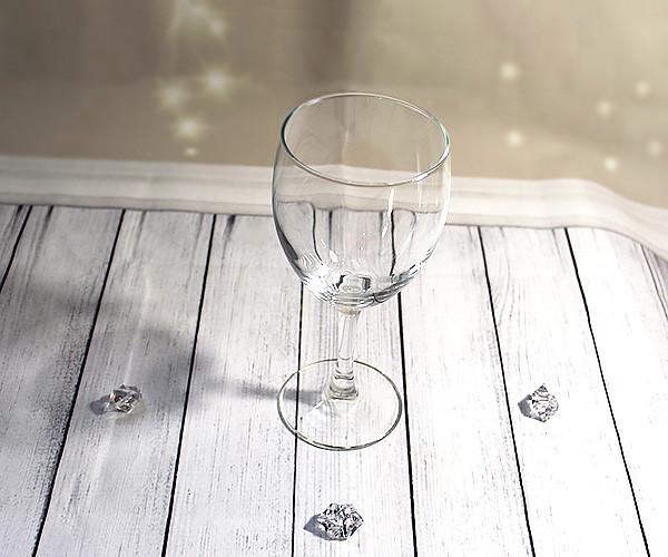 Бокал для вина Arcoroc стеклянный «Элеганс» 350 мл (L7874)