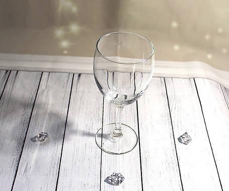 Бокал для вина Arcoroc стеклянный «Элеганс» 350 мл (L7874), фото 2