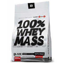 Hi-Tec Nutrition BLADE 100% Whey Mass 3000 г . Гейнер.