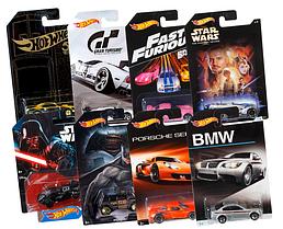 Машинки Hot Wheels Спецсерии
