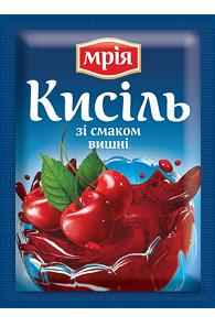 Кисель вкус Вишни  90 грамм