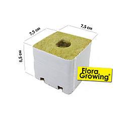Посадочный кубик из минеральной ваты 7,5см*7,5см*6,5см Cultilene