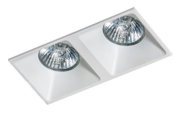 Точечный светильник AZzardo PIO 2 GM2208-WH